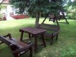 Miejsce na grill w ogródku
