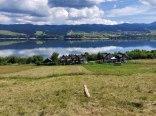 Całoroczny domek nad jeziorem Czorsztyńskim