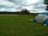 Pole biwakowe / namiotowe Mokosz