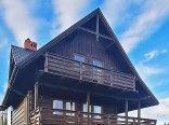 Domek w górach z jacuzzi