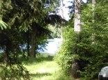 Domek nad jeziorem Mazury