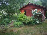 Każdy domek na osobnej ogrodzonej działce