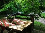 Pokoje nad jeziorem w Ławkach
