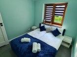 Sypialnia 1 z podwójnym łóżkiem
