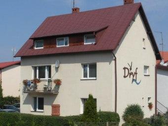 """Dom Gościnny """"Dryf"""""""