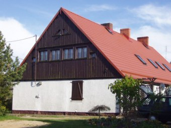 Dom Kaszubski oraz Chata Gburska