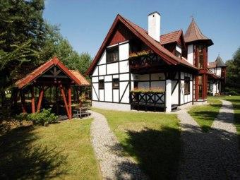 """Centrum Pałacowo-Konferencyjne """"Osada Danków"""""""