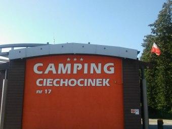 Camping Ciechocinek