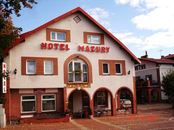 Hotel Mazury oraz Hotelik Centrum