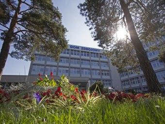 Szpital Uzdrowiskowy Nr 4 Dom Zdrojowy