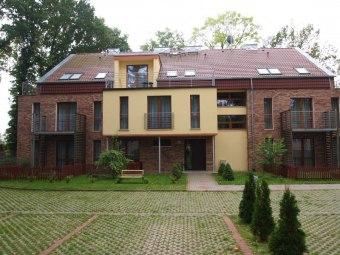 Komfortowy Apartament Anja w Rewalu
