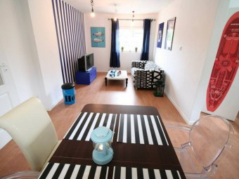 NADMORSKI LAS apartament MORSKI