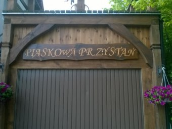PIASKOWA PRZYSTAŃ