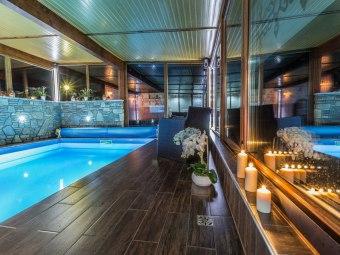 Willa Baciarka basen kryty sauna jacuzzi Tatry