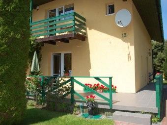 Dom Letniskowy Janeczka