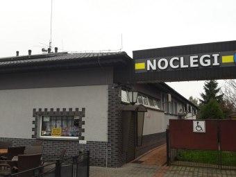 "Restauracja ""AS""- Noclegi"