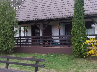 Agroturystyka Sielskoanielsko - Domki na Kaszubach