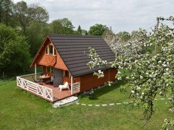 Domki pod Jabłonką, Aroniowy Domek