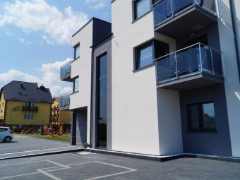 Apartamenty Aisza & Willa Aisza