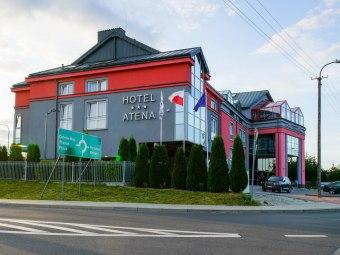 Hotel Atena*** wedding business & spa Ciechanów