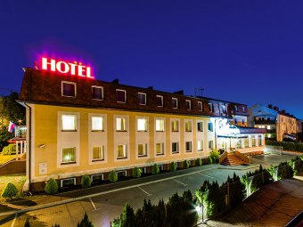 Hotel Zielonki**