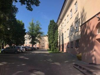 Dom Studenta Nr 1 Akademii Medycznej W Białymstoku