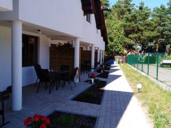 Domki na Cichej Jarosławiec
