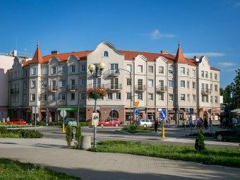 "Apartament ""Pod Zegarem""/Giżycko/ centrum"