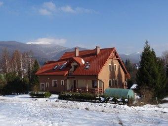 Chata Z Widokiem Na Połoninę Wetlińską
