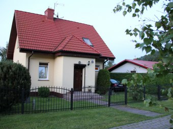 Dom całoroczny nad morzem Rusinowo koło Jaroslawca