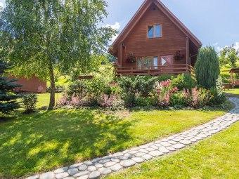 Domek w Bieszczadach u Agaty