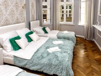 Apartament w Starym Mieście dla grup i rodzin