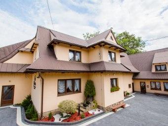 Dom Wczasowy Maria-Wyciag Naprzeciwko DOMU