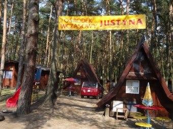 """Ośrodek Wczasowy """"Justyna"""""""