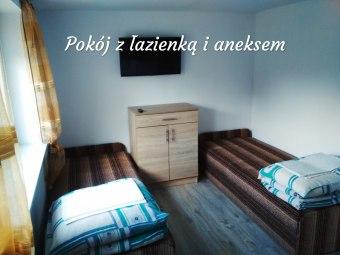 Stegna - domek i pokoje gościnne