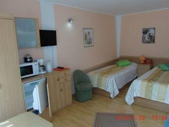 Willa Zacisze - komfortowe pokoje