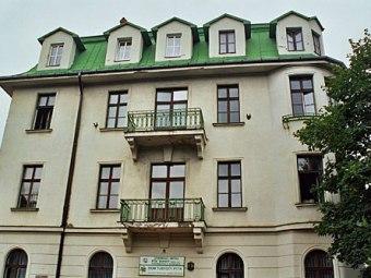 Dom Turysty PTTK Leszek Olchawski
