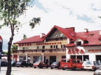 Hotelik Alta