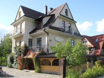 Dom Wczasowy Rusałka