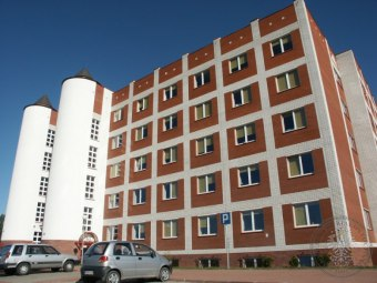 Dom Studenta Uniwersytetu W Białymstoku