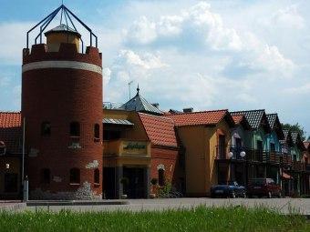 Hotel Daglezja