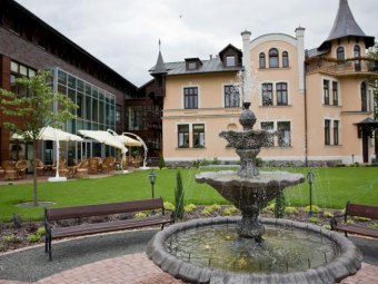 Hotel Willa Piast