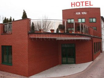 "Hotel Pabianice ""FOR YOU"""