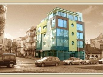 Apartamenty Anker