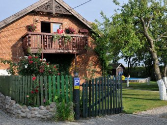 Alte Farm Gospodarstwo Agroturystyczne Britzen A