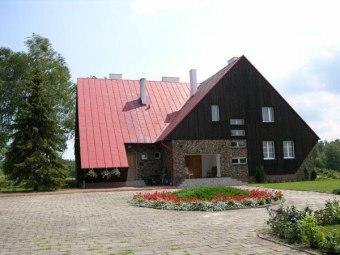 Dom Pod Modrzewiami