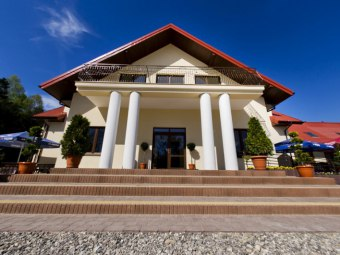 Zajazd Laguna - Restauracja i Hotel