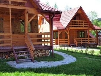 Komfortowy Domek nad Solinką