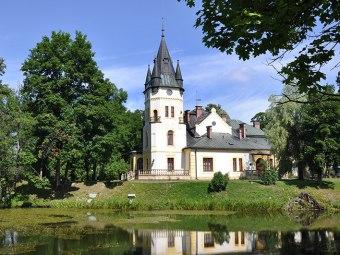 Pałac Biesa w Olszanicy