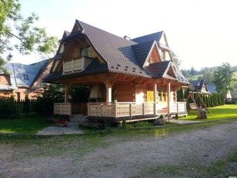 Domek i Pokoje gościnne u Bakiesów